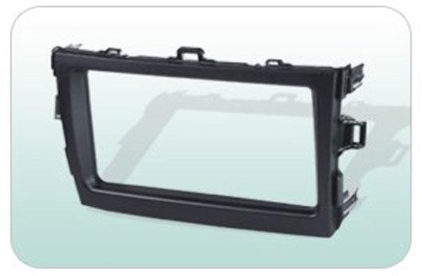 TOYOTA COROLLAR ALTIS 2008-13 Double Din Player Casing Panel BN-25K963