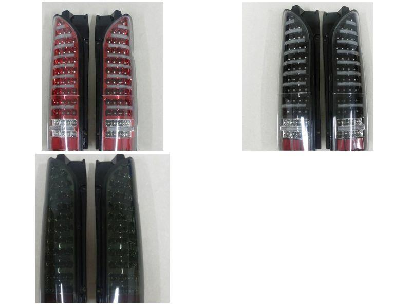 Toyota Hiace '04 - '14 LED Light Bar Tail Lamp