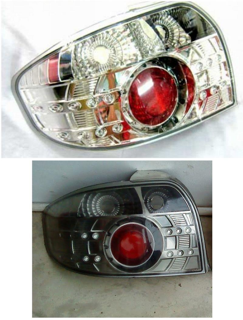 Toyota Vios 03-06 Tail Lamp
