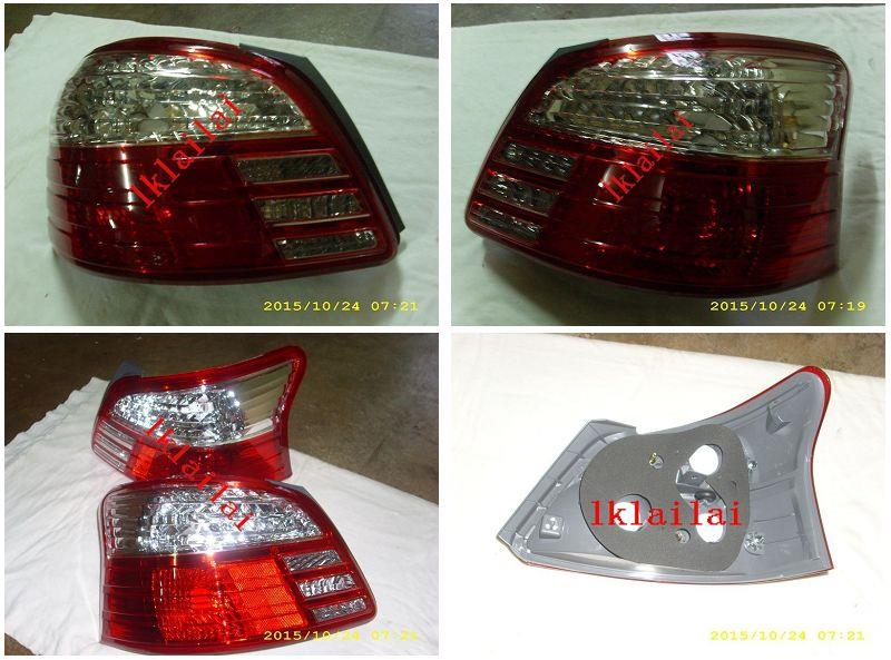 Toyota Vios '09 Crystal Tail Lamp [OEM] Price Per Side