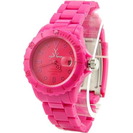 ToyWatch Monochrome Pink Shocking