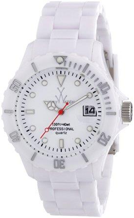 ToyWatch Only Time Fluo Candy Sugar White