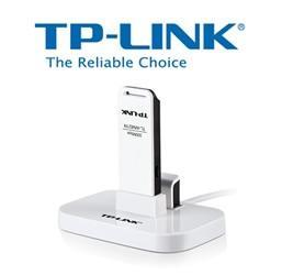 TP-LINK 300Mbps Wireless N USB Adapter, TL-WN821NC