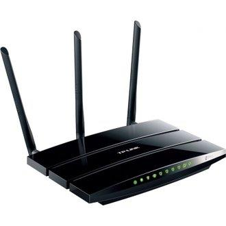 TP-LINK® N750 Wireless Dual Band Gigabit Router TL-WDR4300