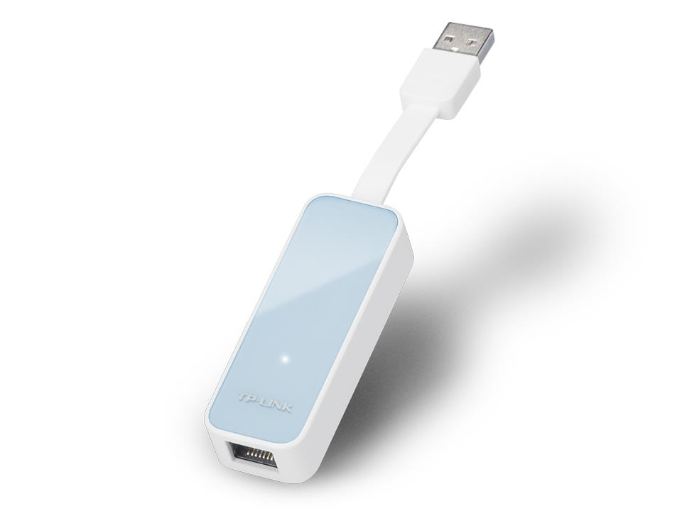 TP-Link USB2.0 to 100Mbps Ethernet Network Adapter