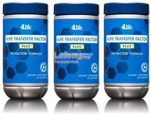 Transfer Factor Plus Promosi 3 botol