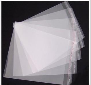 Transparent Self-adhesive Plastic Bag 50pcs (12*18)