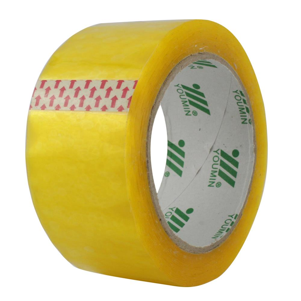 Transparent Plastic Sealing Tape 45mm Width x 14mm Thick (TT01)