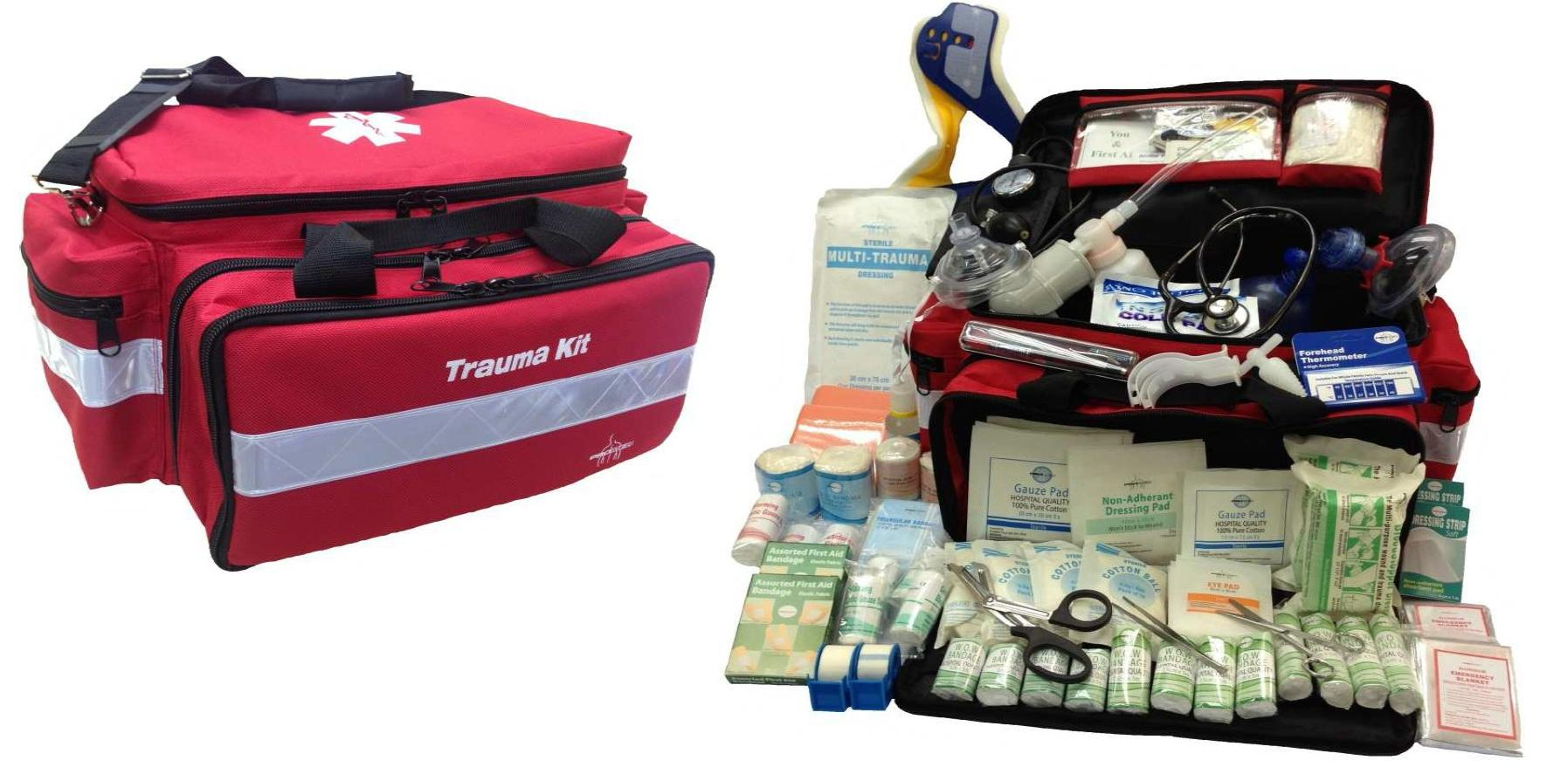 Trauma Bag-Complete Set(Large)