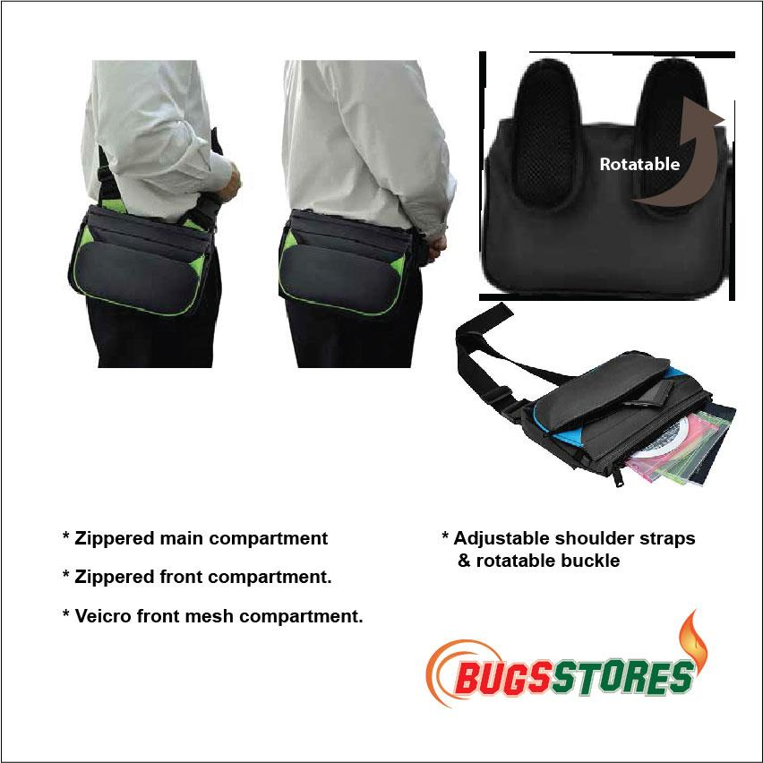 Travel Waist Pouch Cum Sling Bag Pack S03-024CON