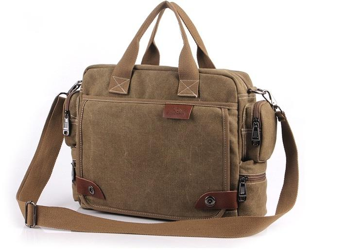Trendy Canvas Bag/Executive Bag/Me (end 10/13/2019 12:02 AM)