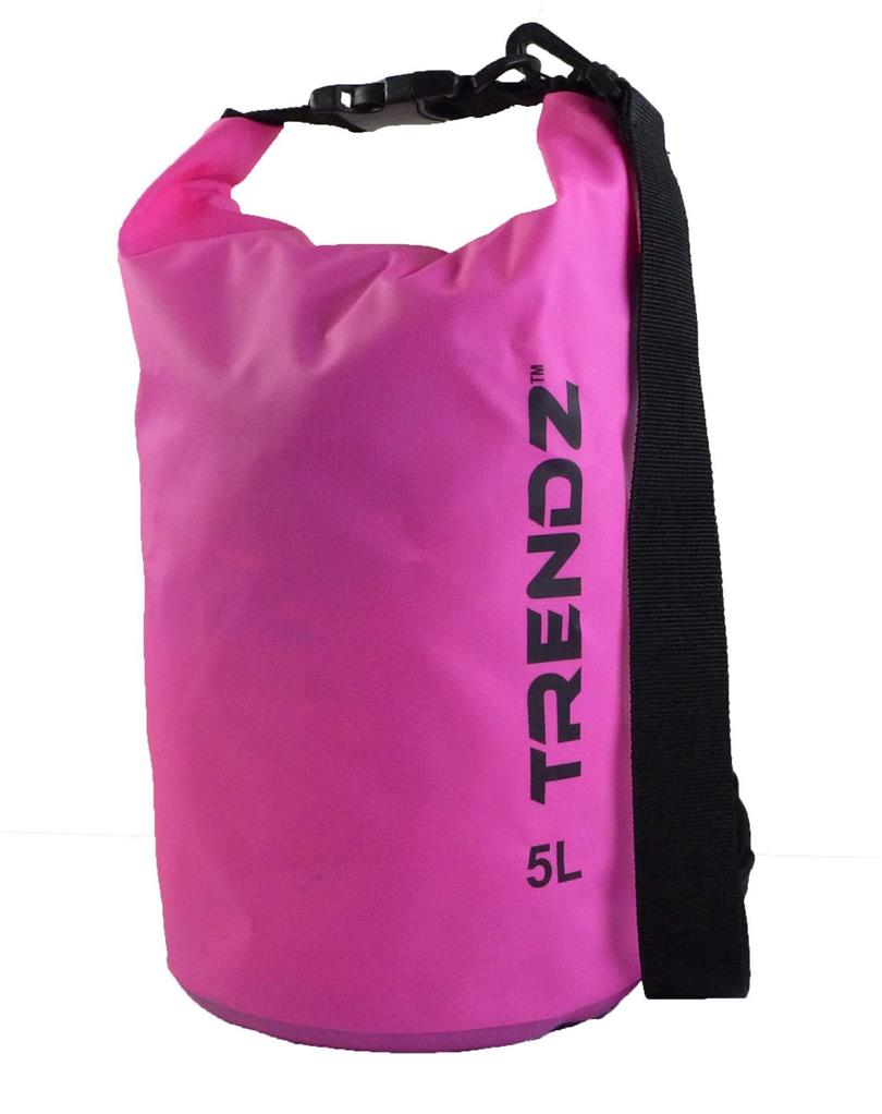 Trendz 5L Waterproof Drg Bag (Pink)