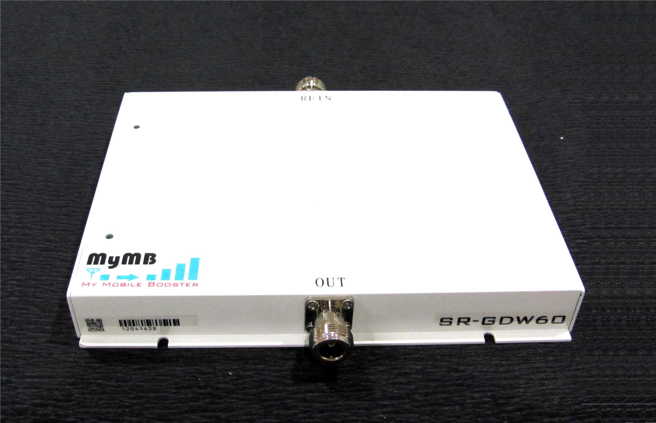 Tri Band Mobile Signal Booster for GSM-900/1800 + 3G (SR-GDW60)