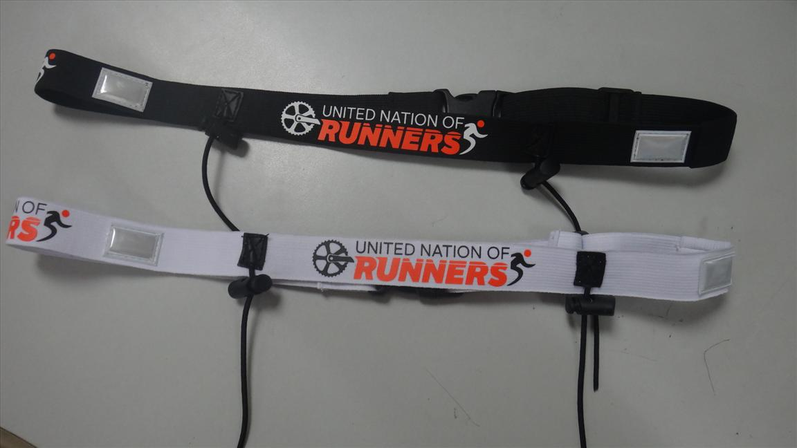 Triathlon/Running Race Belt