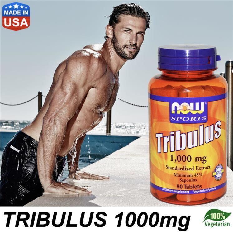 Tribulus 1000mg, 90 tablets, 100% Vegetarian ((Whey, Amino, Protein)