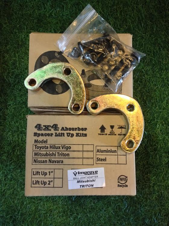 Triton 4x4 Ball Joint Spacer