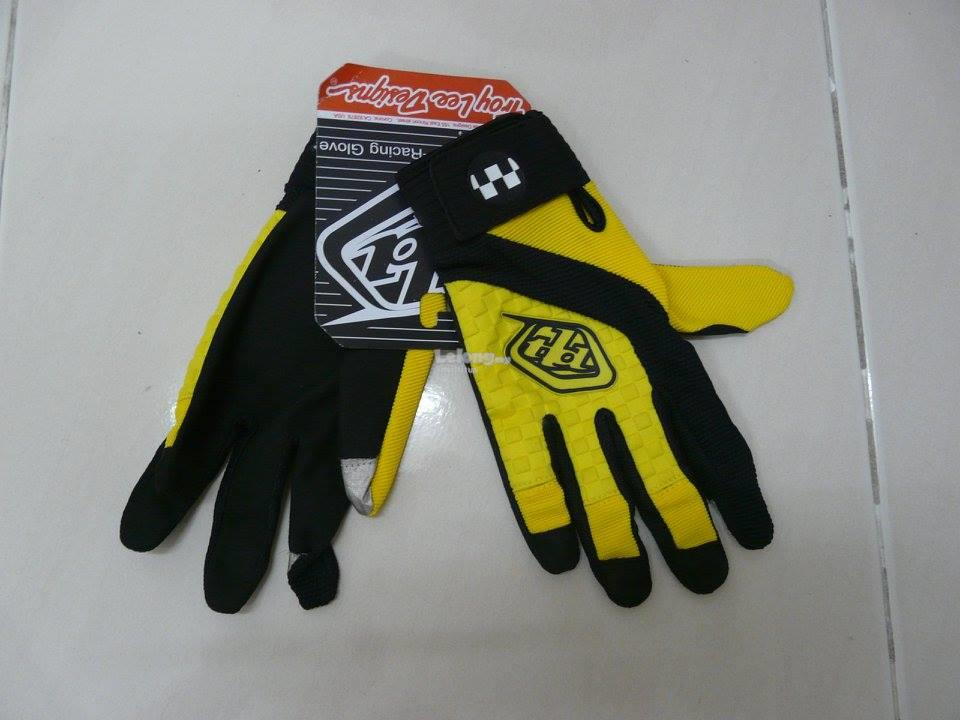 Troy Lee Design TLD full finger glove size M (Clearance)