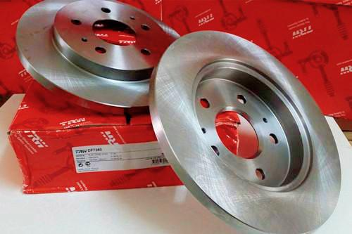 TRW Disc Rotor For Kembara (Front)