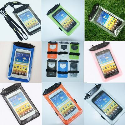 Tteoobl T-11B Waterproof Bag 20M For Mobile Phone (Galaxy Note)