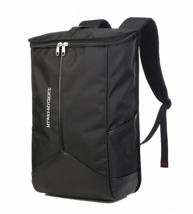 Tube Style Backpack