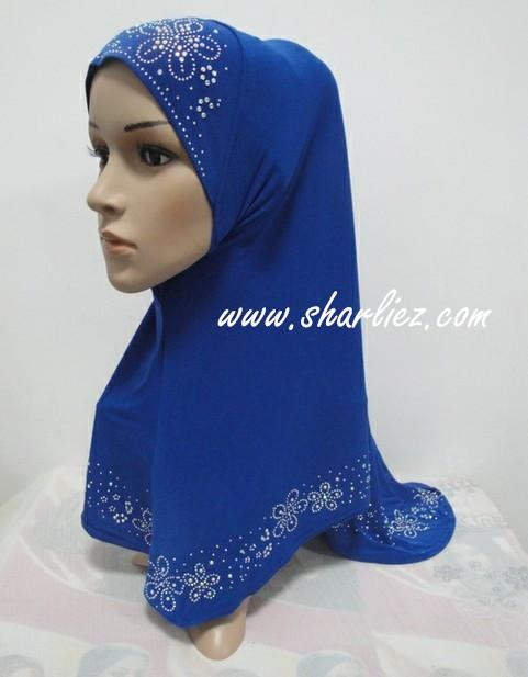 Tudung & Shawl beads diamond
