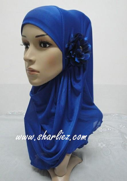 Tudung & Shawl flower