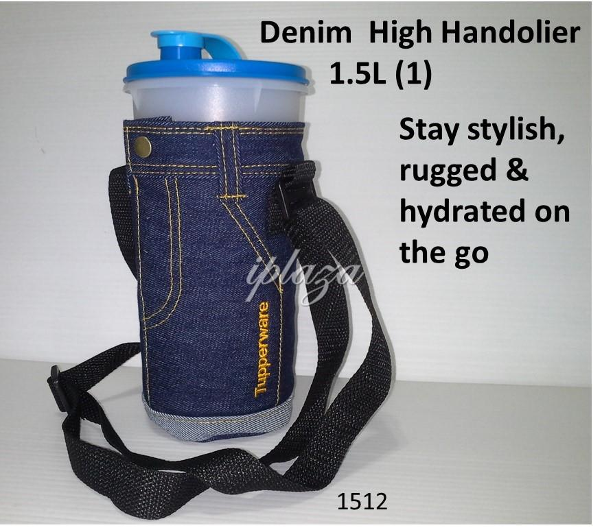 Tupperware Denim High Handolier