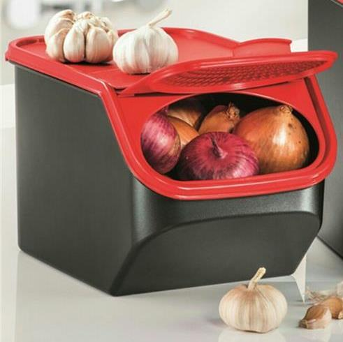 Tupperware Garlic-N-All Keeper (1) 3.0L