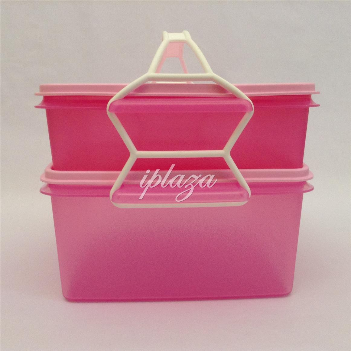 Tupperware Jumbo Goody Box (4+2)
