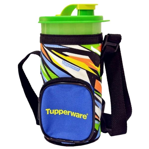 Tupperware Thirstquake Tumbler with Pouch
