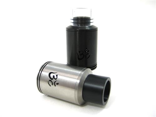Turbo V2 RDA Rebuildable Dripping Atomizer by Ohm Nation