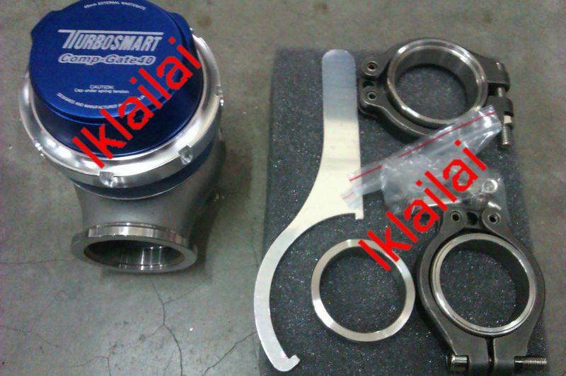 Turbosmart Comp-Gate 40mm Wastegate with Full Kit