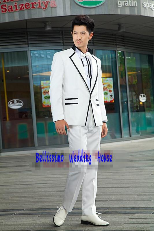 Tuxedo Suit Quality Men / Man Blazer Formal Coat Jacket Wedding