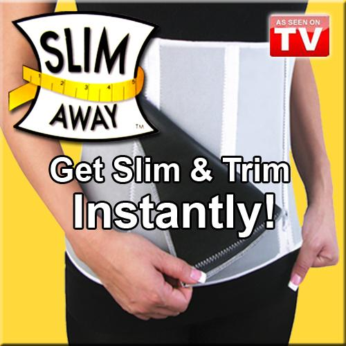As Seen On TV~5 Step Adjustable Slimming Belt