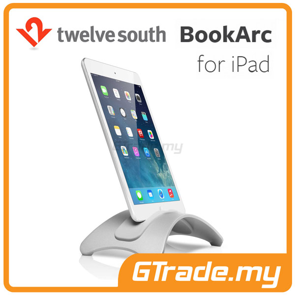 TWELVE SOUTH BookArc Tablet Stand | Samsung Galaxy Tab S 10.5 8.4 7.0