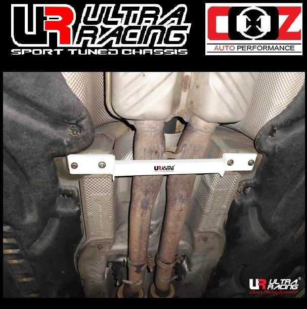 ULTRA RACING MIDDLE  LOWER BAR  MERCEDES W221 (S350) 2005