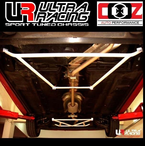 ULTRA RACING REAR LOWER  BAR  KIA PICANTO (AUTO)