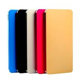 Ultra Slim Apple Samsung 20000 mAH Power Bank Dual USB can charge 1-2