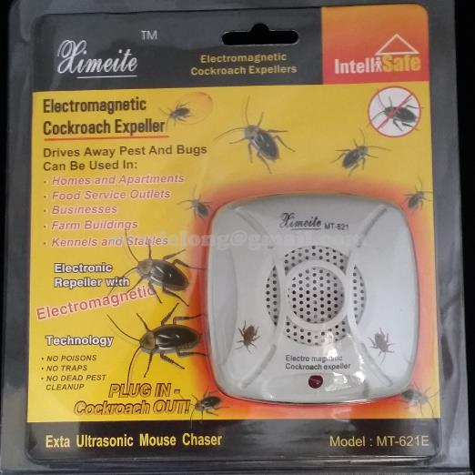 New Ultrasonic Wave Electronic Pest Cockroach Mouse Bug Mosquito Repel