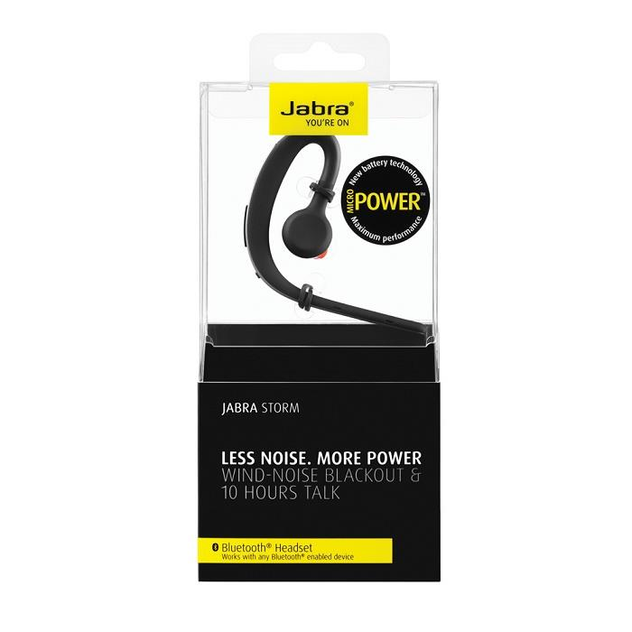 Uni One - Jabra Storm Bluetooth Headset (2 Years Warranty)