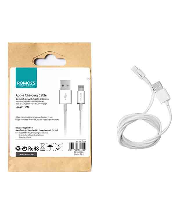 Uni One - Romoss Lightning Cable (Original)