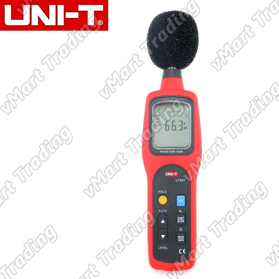 UNI-T UT351 Professional Sound / Noise Level Meter