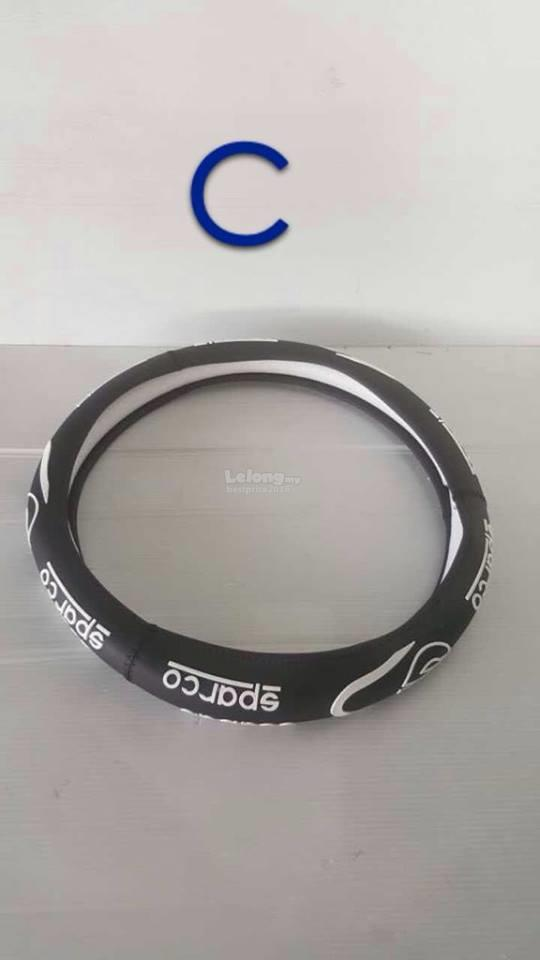 UNIVERSAL 14' SPARCO STEERING COVER