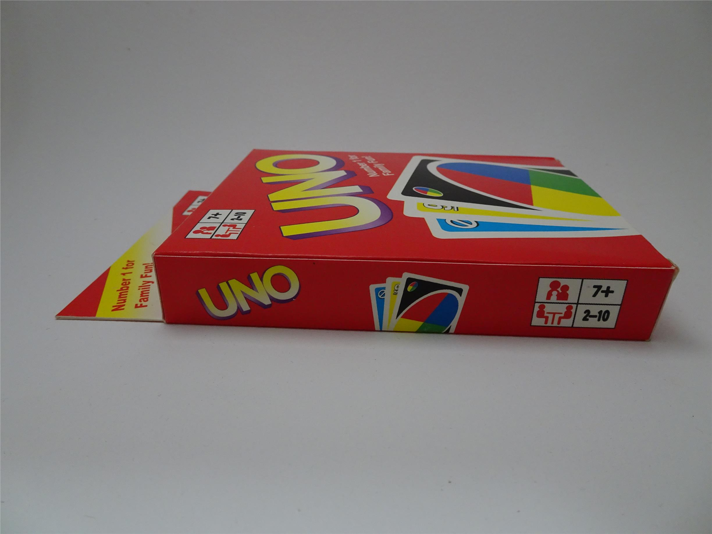 UNO Card Game - Friends and Family Games