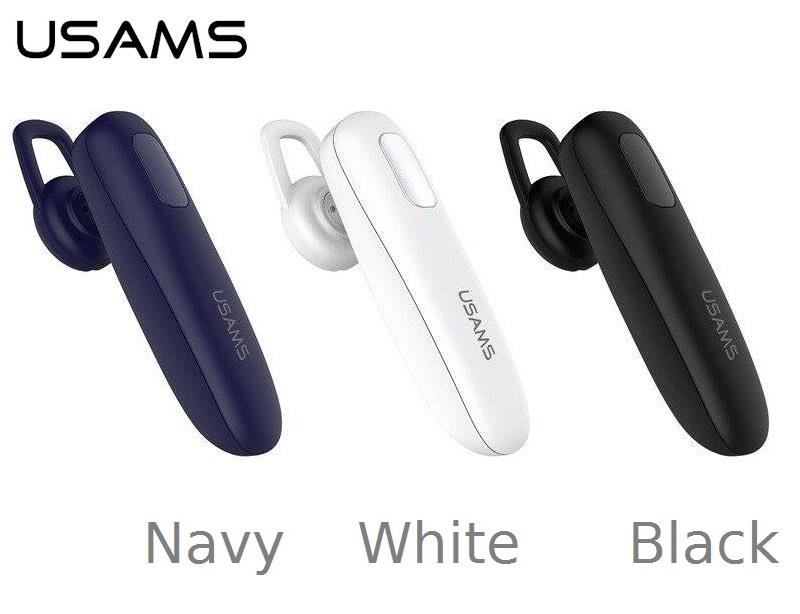 USAMS US-LK001 Bluetooth Wireless Headset Earphone Handsfree