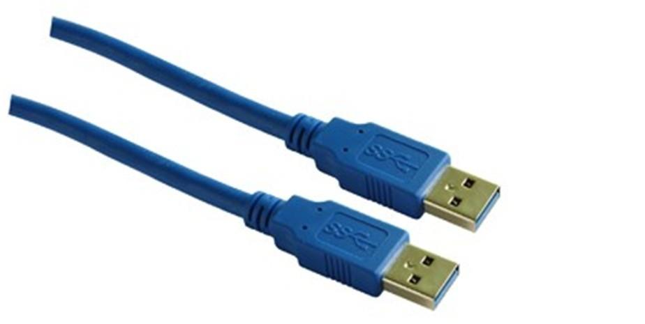 USB 3.0 (M) TO USB (M) CABLE, AM-AM 1.5M, F2239
