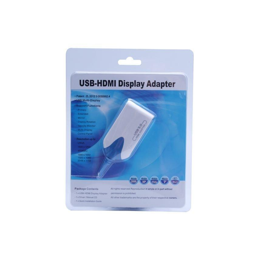 USB 3.0 TO HDMI DISPLAY ADAPTER, CB190
