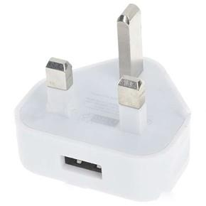 USB Charger For Handphone Tablet iphone ipad ipod ~ 5Pcs Per Pack