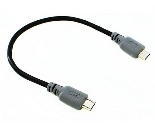 USB Micro Male to Male Micro B USB Cable