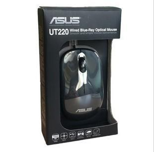 UT220 ASUS USB Mouse Wired Blu-Ray Optical Mouse Retractable Cable